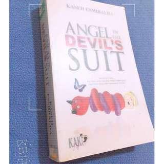 Novel Melayu : Angel in the Devil's Suit