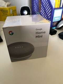Google Home ( Brand new wrapped)