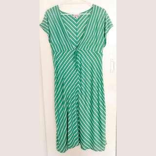 Mid Shin Length Dress