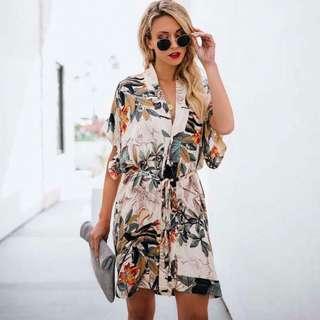 Leafy Dress