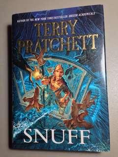 Terry Pratchett Snuff