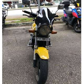 Honda CB400 SPEC 1 SUPER 4