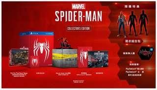 (預訂) PS4 game - Marvel's Spider-Man 🕸