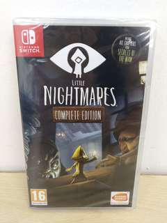 (Brand New) Nintendo Switch Little Nightmares Complete Edition