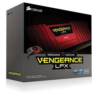 Brand New Factory Sealed Corsair Vengeance LPX 32GB DDR4 DRAM 3733MHz C17 for Intel 100 Series, Red - Price Not Negotiable please
