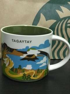 Starbucks Mug You Are Here (Tagaytay)