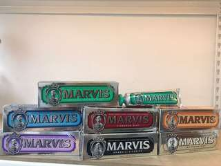 *Ready stock* Reputed Marvis Toothpaste! 85ml