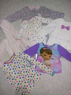 TAKE ALL BABY GIRL BRANDED CLOTHES