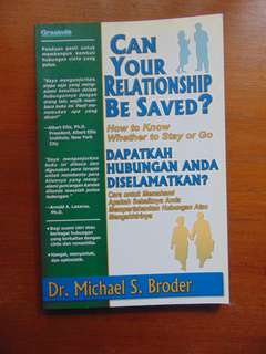 Can Your Relationship Be Saved