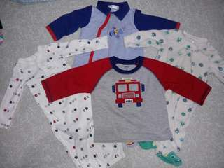 TAKE ALL BABY BOY BRANDED CLOTHES