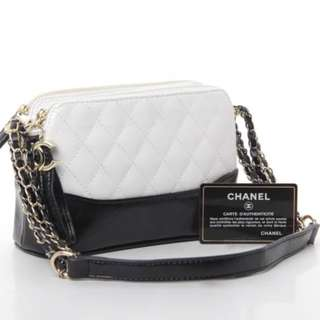 Chanel Gabrielle Clutch With Chain