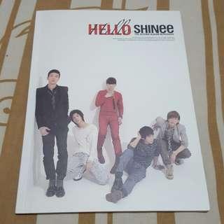 SHINee 2nd Album Repackage - Hello