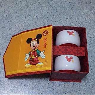 Disney Ceramic Cups