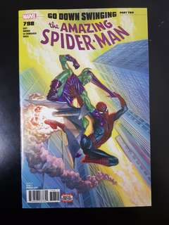 SOLD OUT Amazing Spider-Man #798 1st Red Goblin