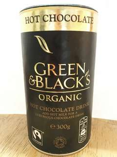 Green&Black's Hot Chocolate