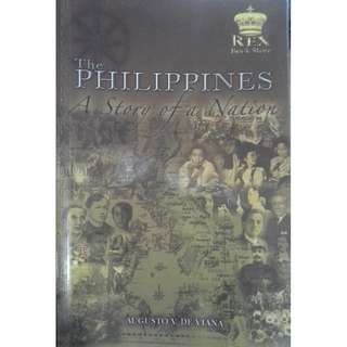 The Philippines A Story of a Nation