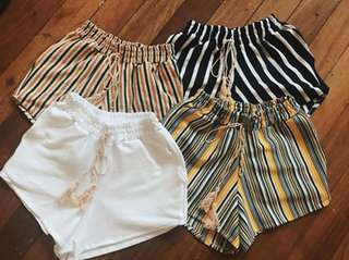 DIFFERENT SHORTS