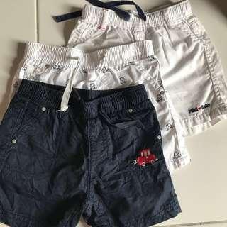 Baby Boy Pants x3 miki brand