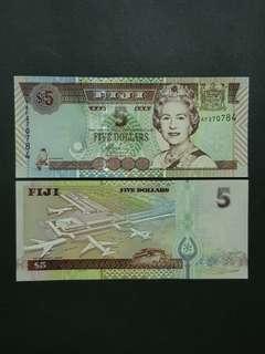Fiji 5 Dollars 🇫🇯 !!!