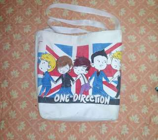 One Direction Sling Bag