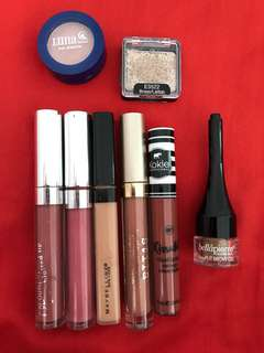Makeup to let go