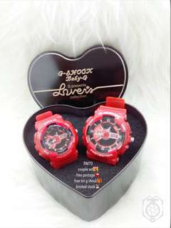 G-SHOCK COUPLE #ramadan50
