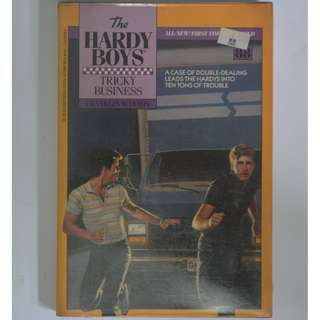 THE HARDY BOYS - TRICKY BUSINESS