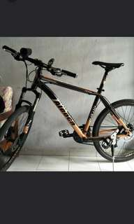 Aleoca mountain bicycle