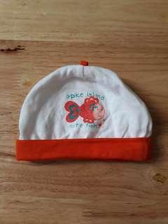 Fish baby hat