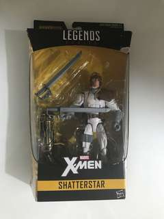 Marvel Legends Shatterstar