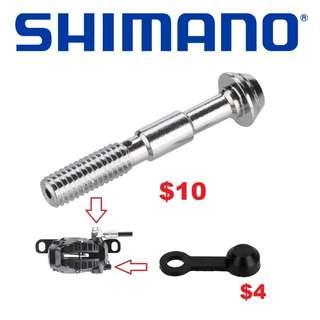 Shimano SM-BH90 Banjo Bolt & Ring, Bleed Nipple Cap--------- (XTR M9020 XT M8020 M8000 M785 SLX M7000 M675 M315 MT2 MT4 MT5 MT5E MT6 MT7 MT8 Trail) Dyu
