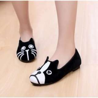 Cat and Dog Doll Shoes