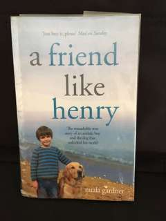 #Blessing A Friend like Henry
