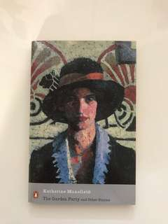 Garden Party and Other Stories Katherine Mansfield