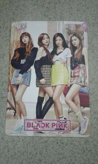Yes Card Blackpink