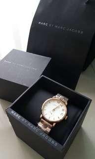 Marc Jacobs Watch MBM-3244 (Instock!!!)