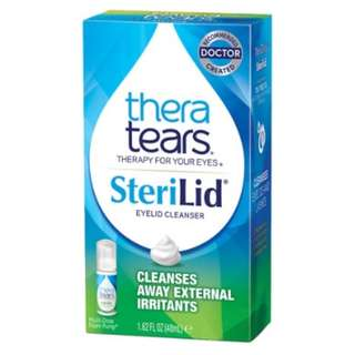 🚚 TheraTears SteriLid Eyelid Cleanser / 48ml