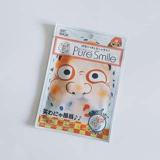 """Opsi Jual Beli Masker Jepang """"Art Mask - Pure Smile"""" 19K"""