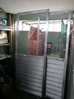 Used Door screens (3 pieces available)
