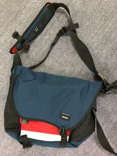 CRUMPLER - Moderate Embarrassment Laptop Messenger Bag - BRAND NEW