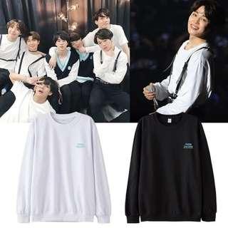 Preorder - BTS Happy Ever After Sweatshirt *S-3XL* exc.pos