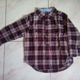 Baby Gap and Grizzly Long Sleeve