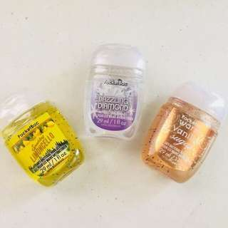 REPRICED Bath and Body Hand Gel