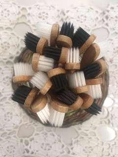Bamboo & Charcoal Toothbrush