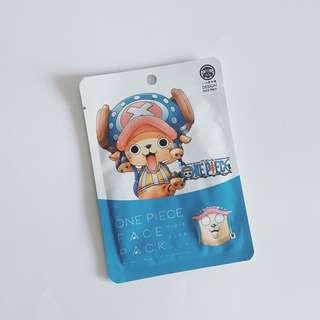 "Opsi Jual Beli Masker Jepang ""One Piece - Face Pack"" 39K"
