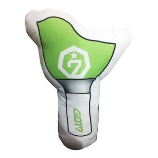 GOT7 LIGHTSTICK LIGHT STICK PILLOW 枕頭