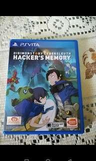 Digimonstory Hackers Memory