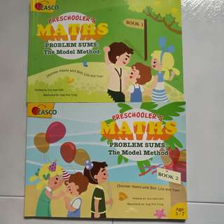 Children Books - Casco Preschooler's Maths