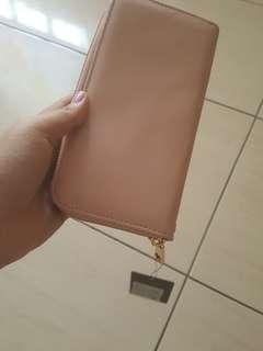 Pink Forever 21 Wallet