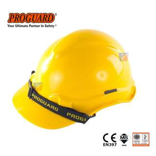 Proguard-Safety Helmet(YELLOW/Sirim Certified)